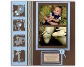 Custom Baby Book for Stacy