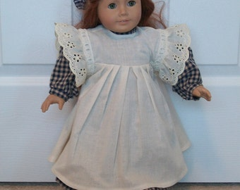 Blue Victorian Play Dress