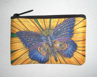 Butterfly Coin Bag