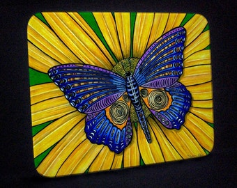 Butterfly Cutting Board and Hotplate