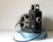 Vintage movie camera V8 Display or Bookshelf piece