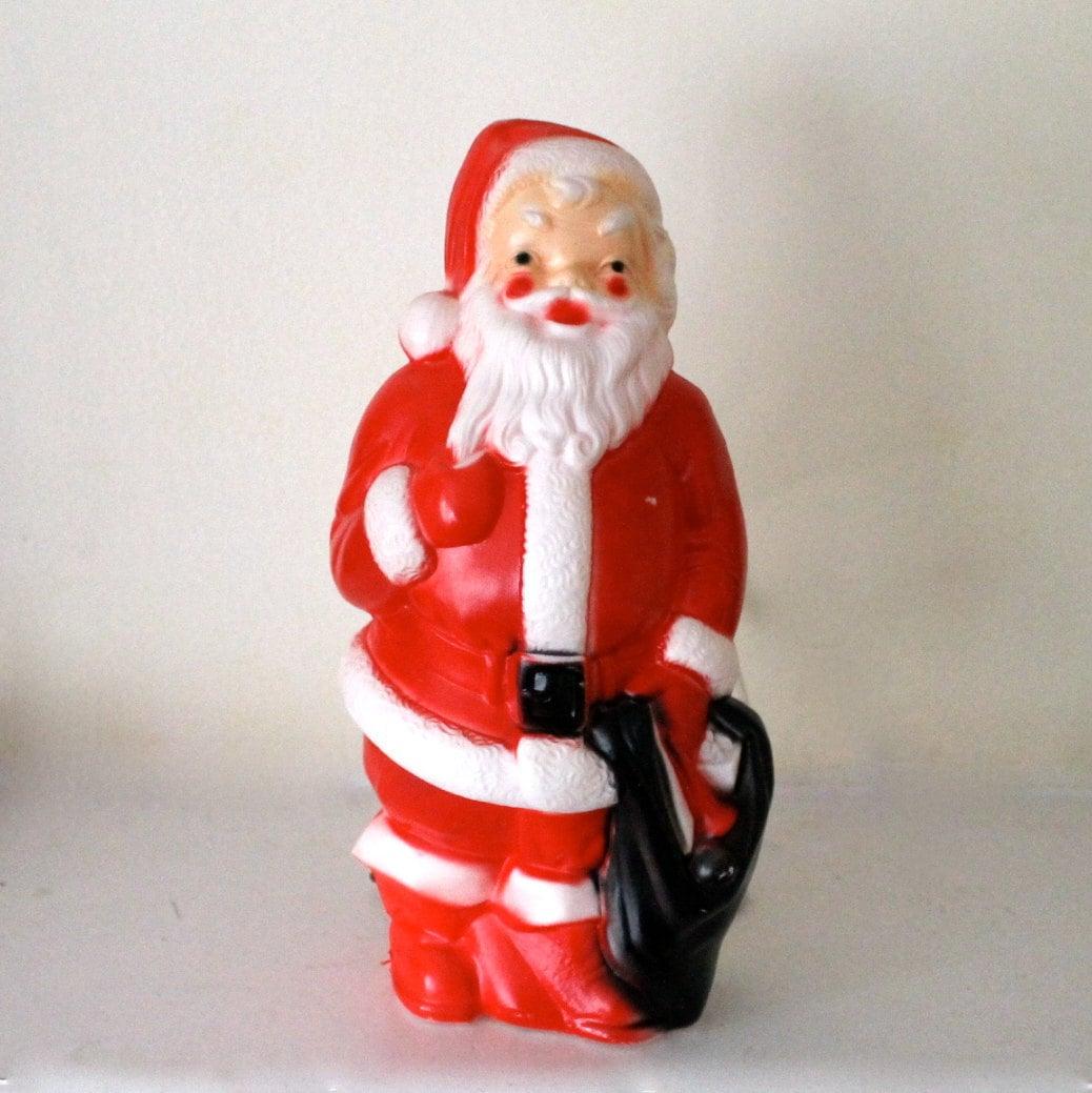 vintage lighted santa pin eBay