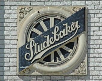 Studebaker - 4 x 6 photograph