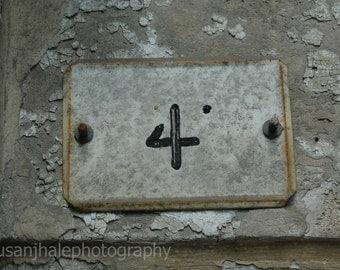Four 4 - 4 x 6 photograph