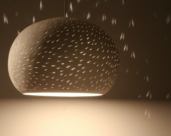 Ceiling Light: Large Clay-light Pendant - On Sale 25% off
