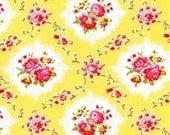 Jennifer Paganelli Kayla Yellow fabric 1 yard