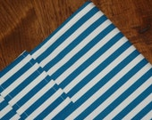 SALE SALE Thin Blue and White Stripe LapTote for MacBook - 13/13.3 in. Screens