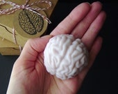 Brain Soap - Cotton Candy Scented - Goat Milk Soap - Great Graduation Gift - Novelty Soap Gift - gift for him - handmade soap