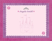 Princess Stationary/Thank You Card