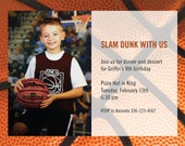 Basketball Party Invitations-12