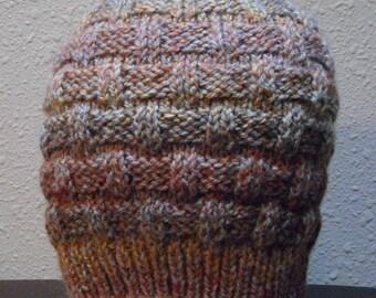 Pattern - Woven Weave Cap/Hat