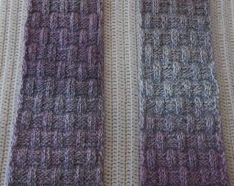 PATTERN - Woven Weave Scarf