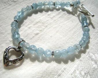 Blue Valentine Bracelet