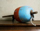 Vintage Fishing Buoy....Nautical decor