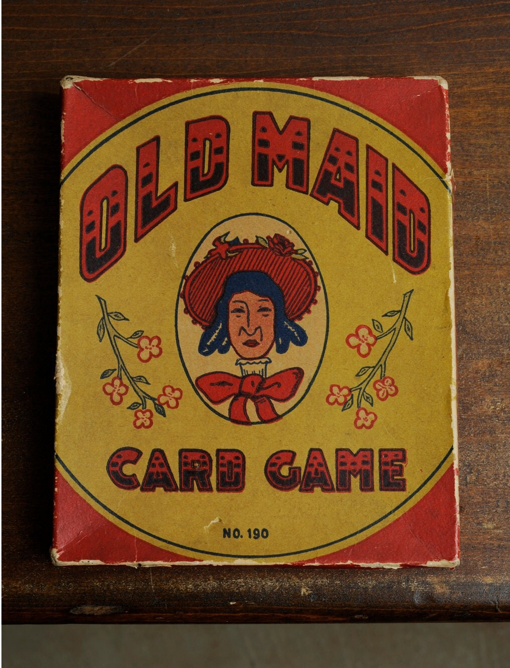 Oldest Card Game