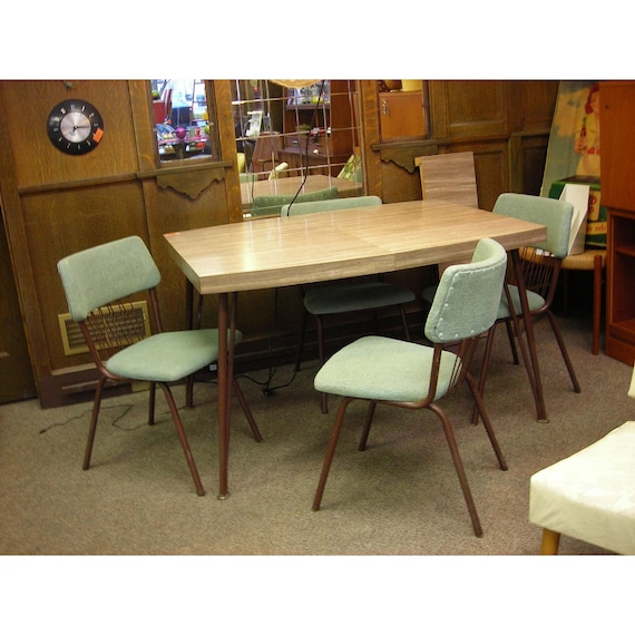 Items Similar To Vintage 1960s Howell Formica Kitchen