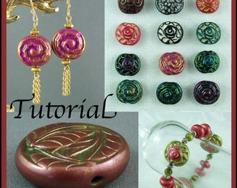 Tutorial - Double-sided Textured Beads