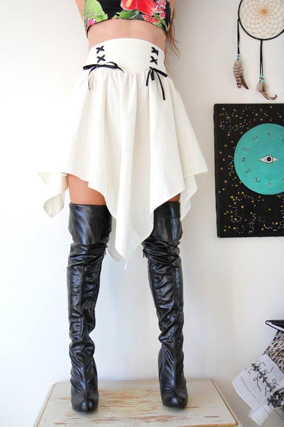 Pirate Skirt by Mademoiselle Mermaid