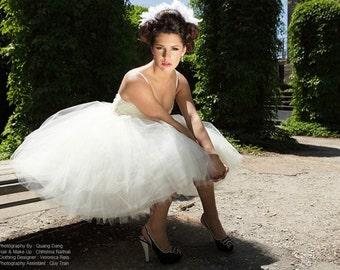 Ballerina tutu dress by Veronica Reis size 2-14 custom made