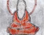 Timeless Buddha 8x10 Matted Print