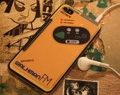 Sony Walkman iPhone 4 sticker Cassette