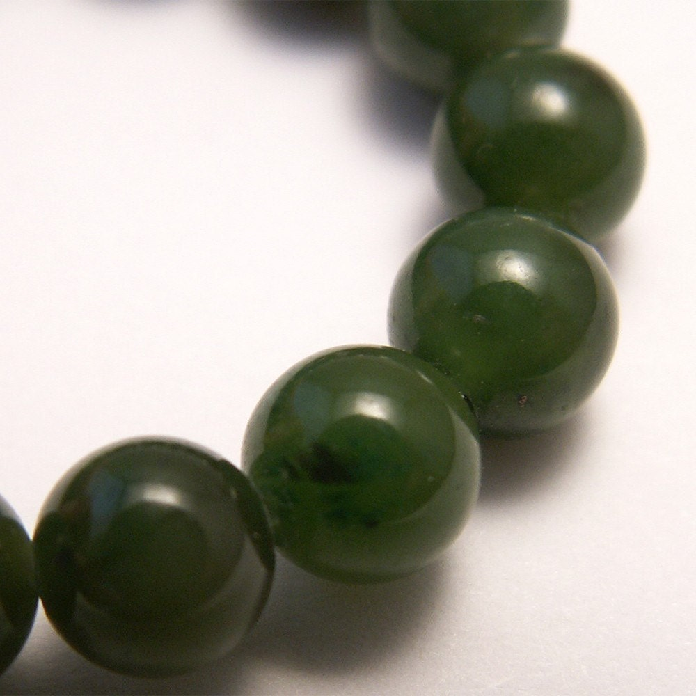 Genuine Jade Beads