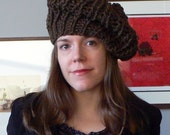 The Marjukka Hat in Bark