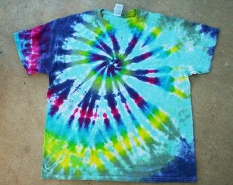 SwirlingWaters Tie Dye Size 4X
