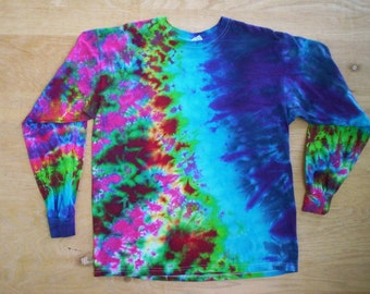 Tie Dye Long Sleeve Choose Size