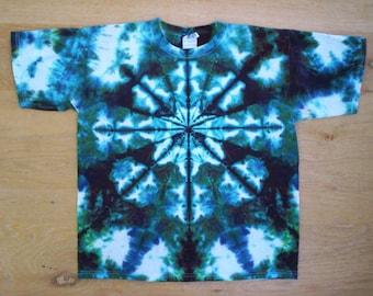 Tie Dye Kaleidoscope Size Large