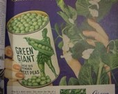 Better Homes and Gardens October 1951 Vintage Magazine