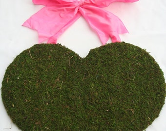 Valentine Heart Door Wreath 18 inch