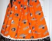 Custom University of Tennessee Pillowcase Dress (6m-5T)