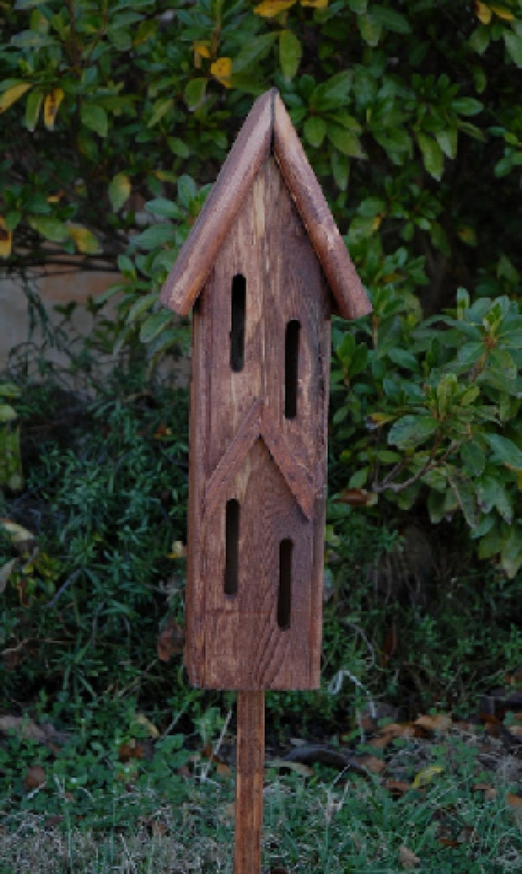 Rustic Butterfly House Butterfly Houses Featured In By