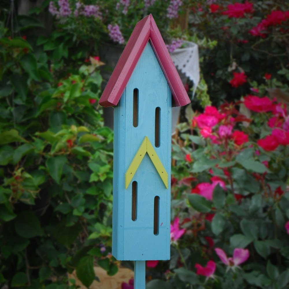 Butterfly House Whimsical Handcrafted Cottage Chic Garden