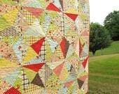 Farm Life - a modern baby quilt