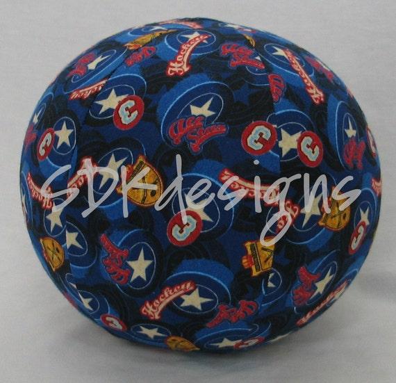 Balloon Ball TOY - Hockey Fan Flannel