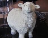 Vintage Figural Sheep  - Free U.S. Shipping