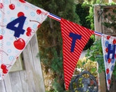 SALE\/\/\/4th of July party banner 10 ft.
