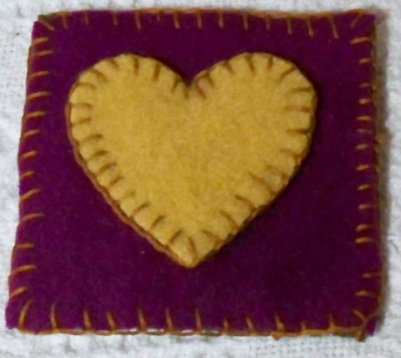 Purple and gold penny rug coasters by lindafrankcrafts on etsy for Penny coasters