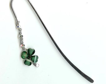 Shamrock Clover St.Patrick's Day  Bookmark Bookmarker