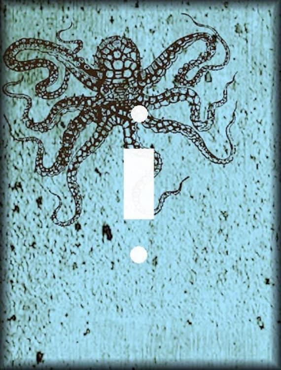 Octo Plasmic Light Switch Art Cover