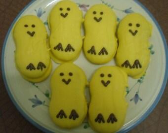 One dozen Nutter Butter Chicks