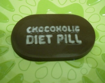One Dozen Chocoholic Diet Pills