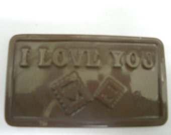 I Love You Candy Bars
