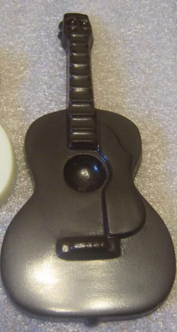 Chocolate acoustic guitars 3 pieces