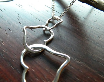 All Heart Cascade Pendant