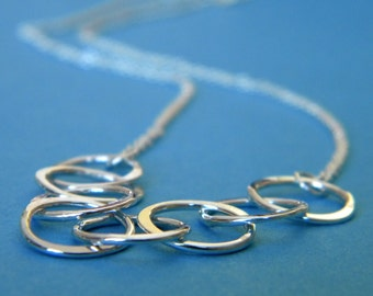 Eight Rounds Necklace