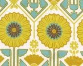 Joel Dewberry Fabric - Sunflower Sunglow from Modern Meadow Collection 1/2 yard