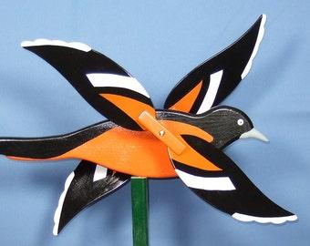 Northern Oriole Whirligig